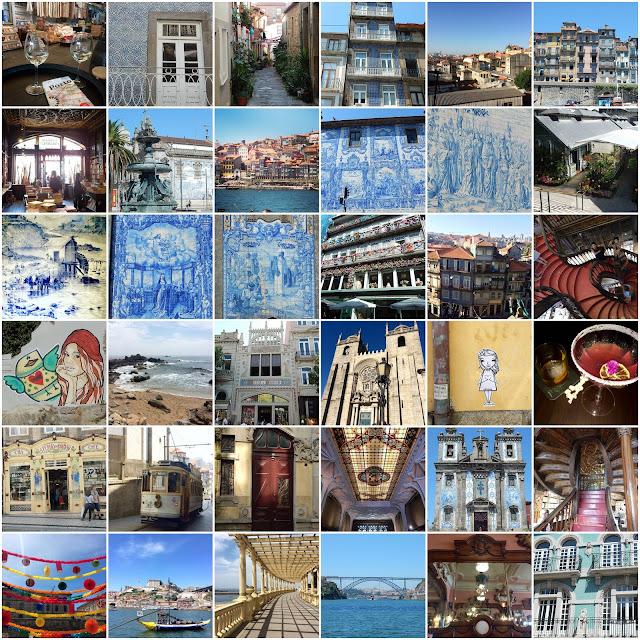 Porto Fotocollage