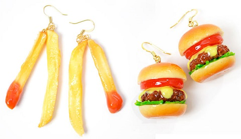Japanese Faux Food Jewelry by Fake Food Hatanaka The Beading Gems