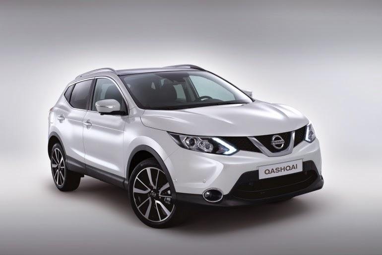 2015-2016 Nissan Qashqai