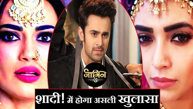 Today's Spoiler : Ruhi and Mahir's wedding twist Bela's tandav in Naagin 3