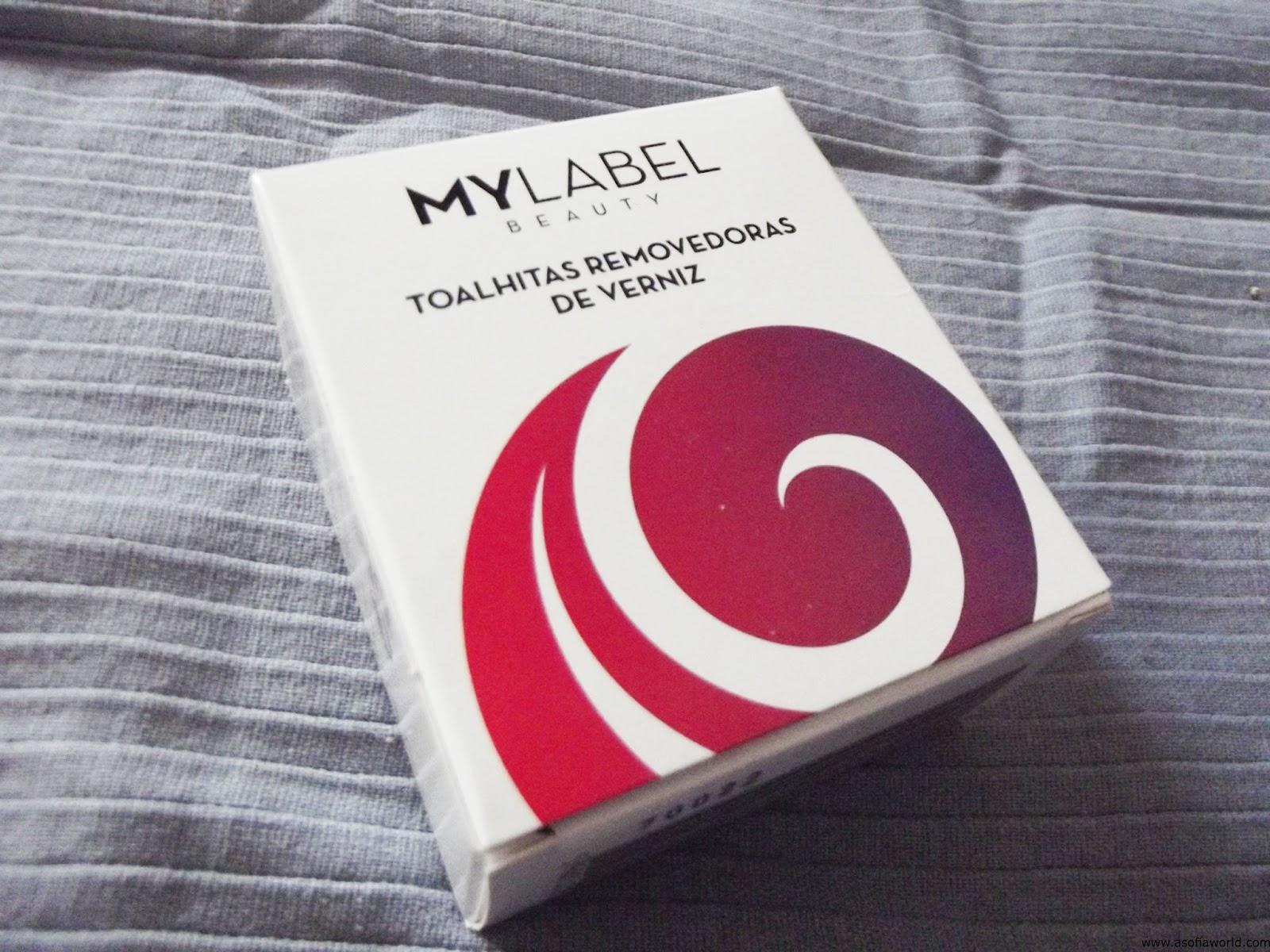 Review: Toalhitas Removedoras de Verniz, da My Label