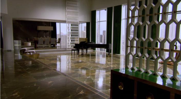El Apartamento Del Sr Grey Mi 50 Sombras El Sof 225 Blanco
