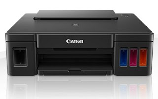 the Canon PIXMA G1500 refillable ink tanks deliver stunning high-yield performance: Colour: 7000 pages. Black: 6000 pages. What's more