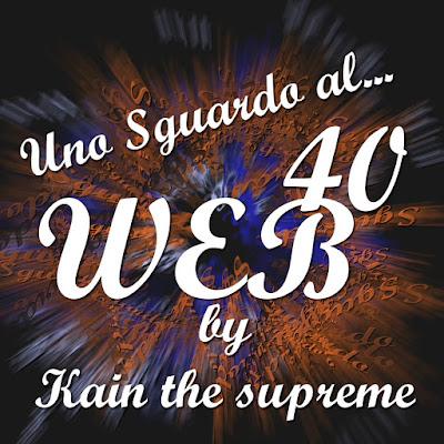 Uno sguardo al #web N° 40