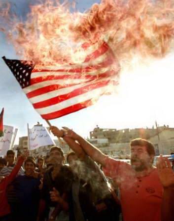 Musuh Terbesar Yang Bisa Menghancurkan Amerika Serikat