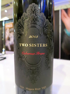 Two Sisters Cabernet Franc 2013 (90 pts)