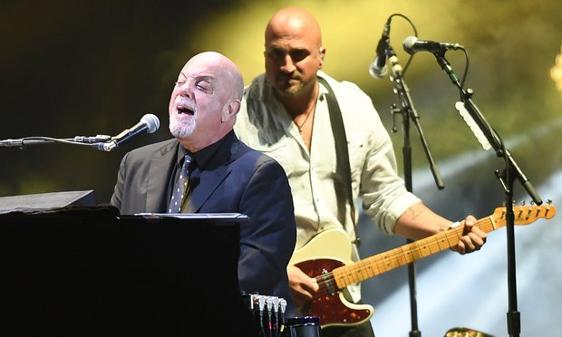 The Northern Chords Billy Joel Piano Man Delivers An Elegiac Love