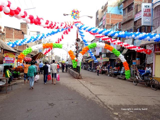 Dehri on Sone Bazaar Photos During Chhath Puja Photos - Dehri On Sone, Bihar