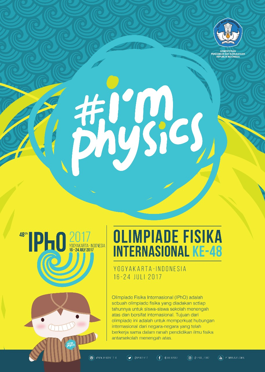Olimpiade Fisika Internasional | International Physics Olympiad (IPhO) 2017