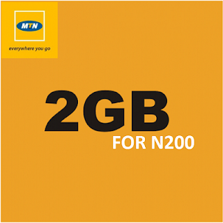 [BangHitz] (Network Cheat) Update On How To Get MTN 1GB+500mb For N200, Valid For 7 Days (Working Without VPN)