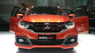 Honda Mobilio Exterior Design