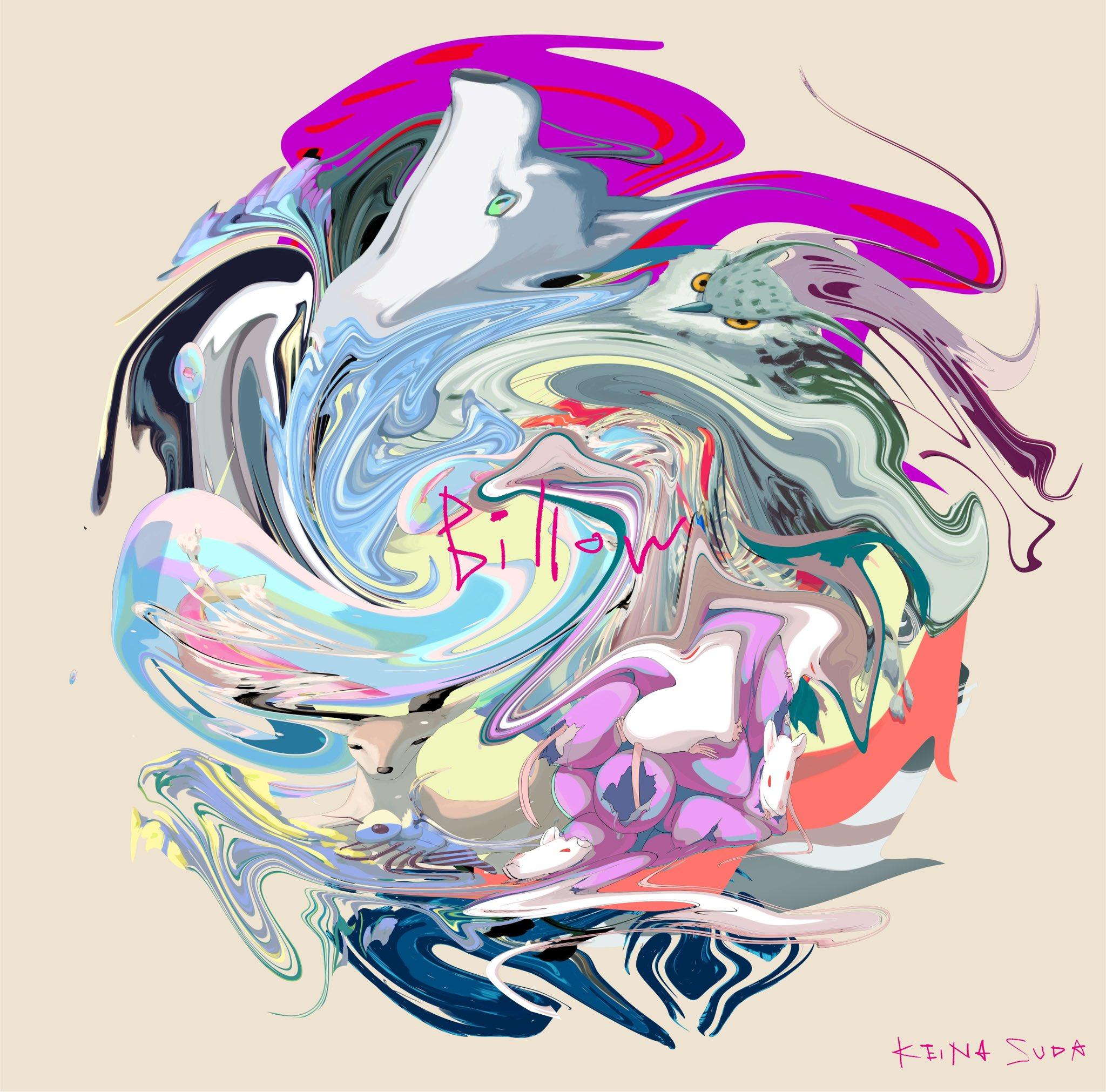 須田景凪 - 飛花 [2020.11.13+MP3+RAR]