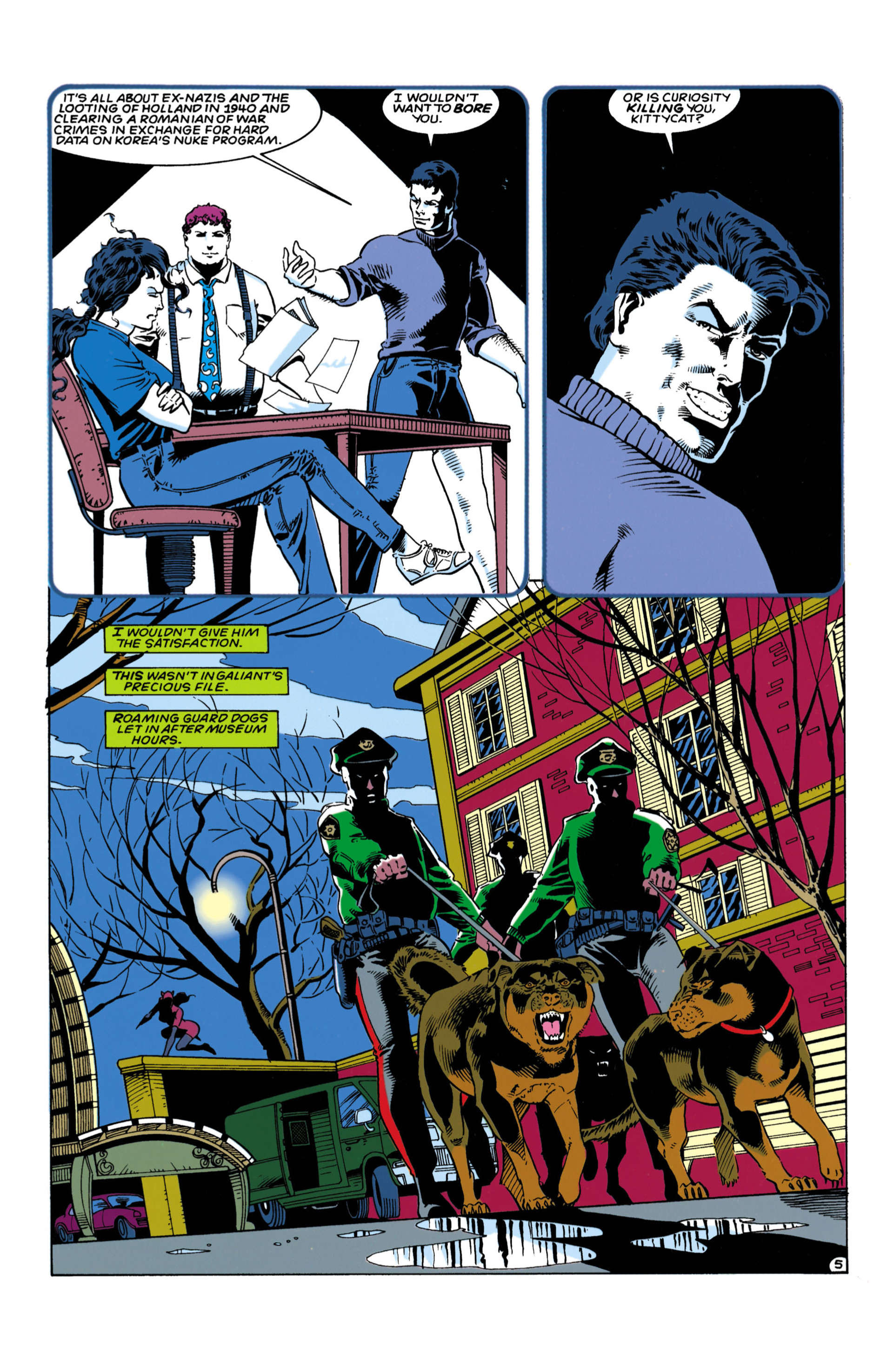 Catwoman (1993) Issue #17 #22 - English 6