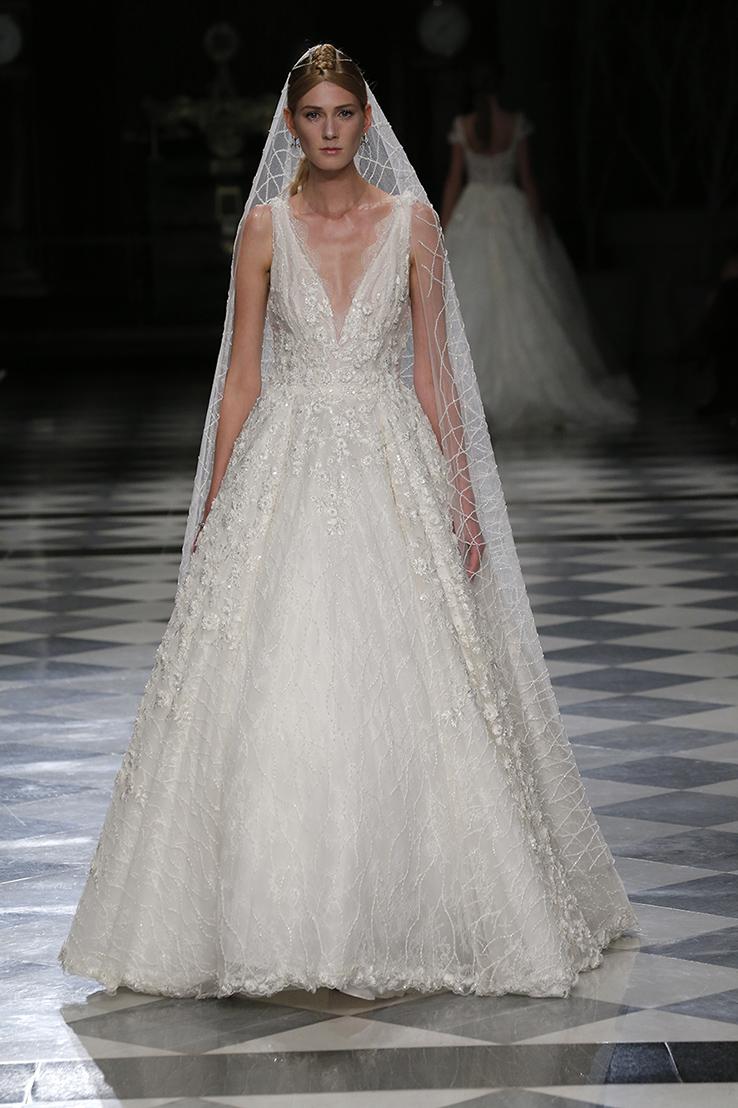 vestidos de novia victorio y lucchino 2018