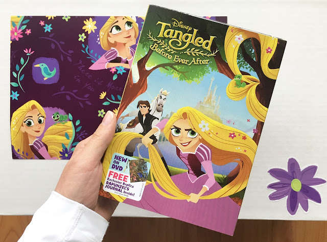 Tangled Before Ever After, a Disney Channel Original Movie
