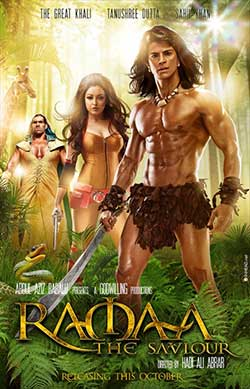 Ramma The Saviour 2010 Hindi Full Movie HDRip 720p