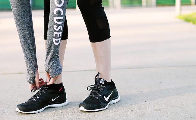 Nike Flex Trainer Cross-Trainers