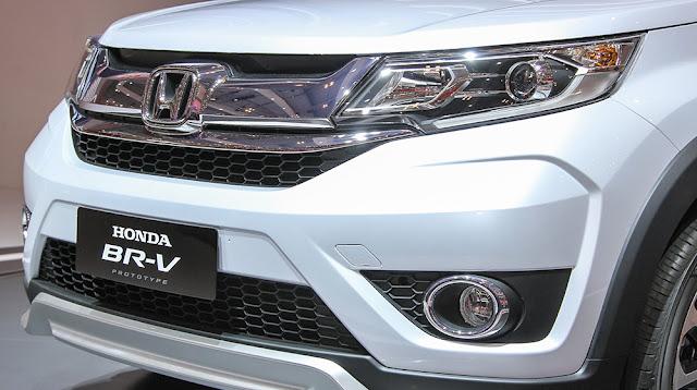 Honda BRV 2016 Xe Honda BRV 2016 phiên bản 7 chỗ hoàn toàn mới tại Việt Nam 139482 orig