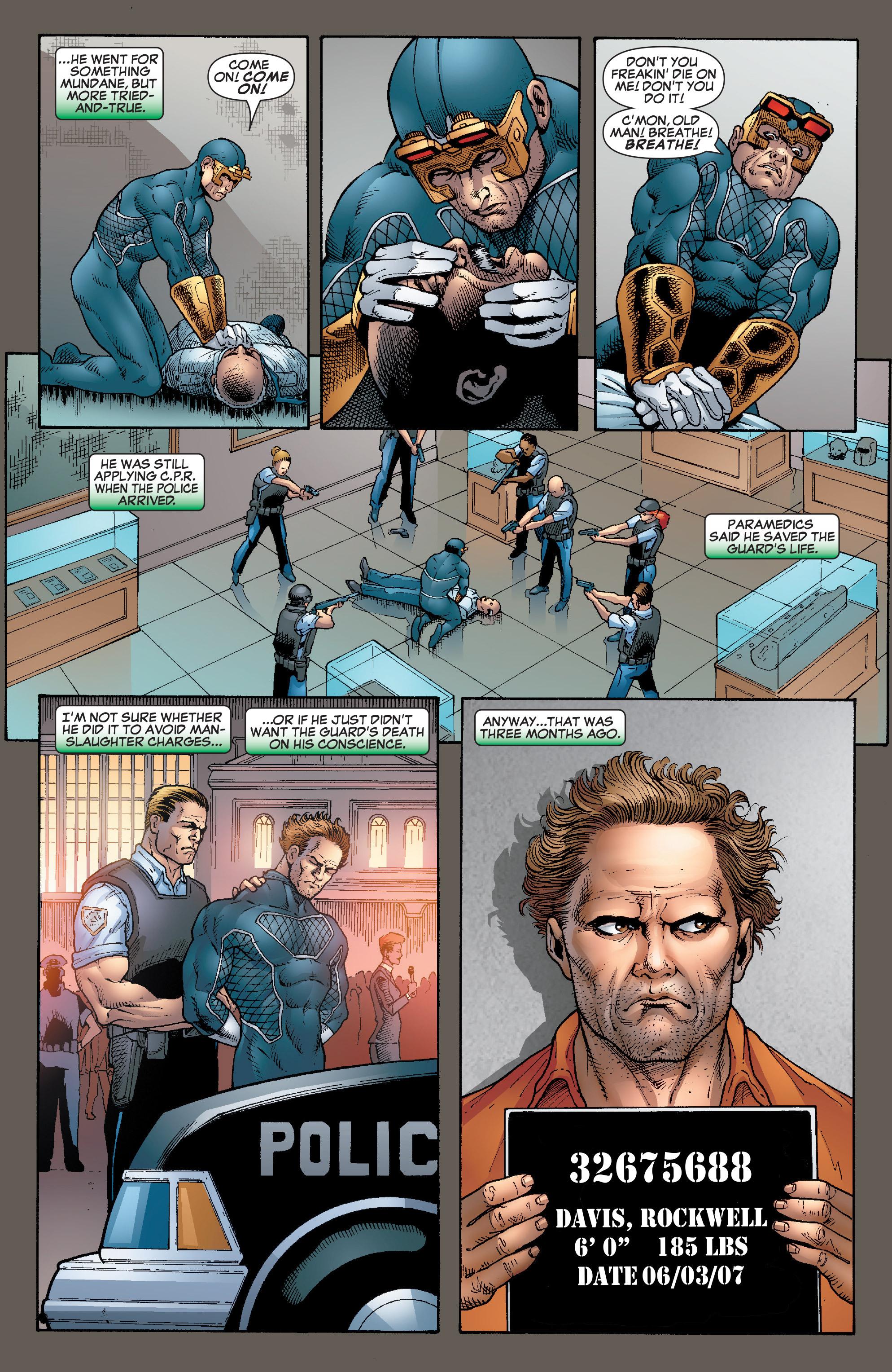 Read online She-Hulk (2005) comic -  Issue #22 - 7