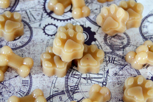 Gelatin gummy dog treat recipes