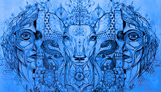 Nahuales, esos seres mágico religiosos de Mesoamericana