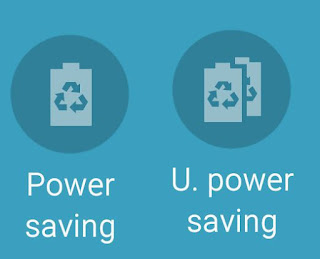 Power Saving dan UItra Power Saving