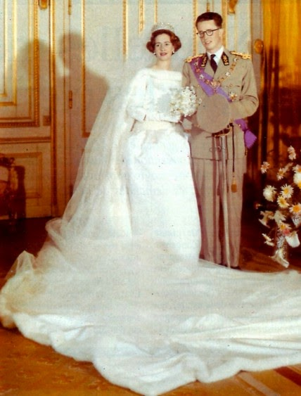 Royal Couture Rip Queen Fabiola Of Belgium Nick Verreos