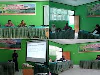 MAN Insan Cendekia Paser Kaltim Menuju Madrasah Riset
