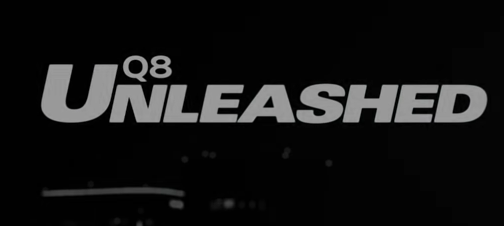 #Q8Unleashed: Audi Teases Us With Q8 Web Series