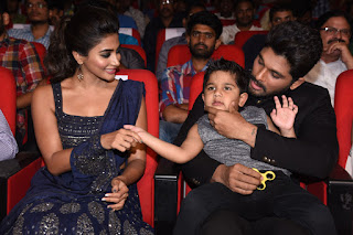 dj movie audio launch photos