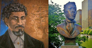 Jean-Baptiste Pointe DuSable, Black man who founded Chicago
