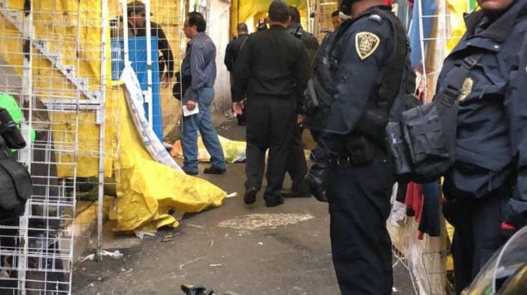 Multi-ejecución en Tepito deja tres muertos y dos heridos
