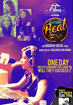 Sunsilk Real Fm 2014 Hindi 480p WEB HDRip 250mb