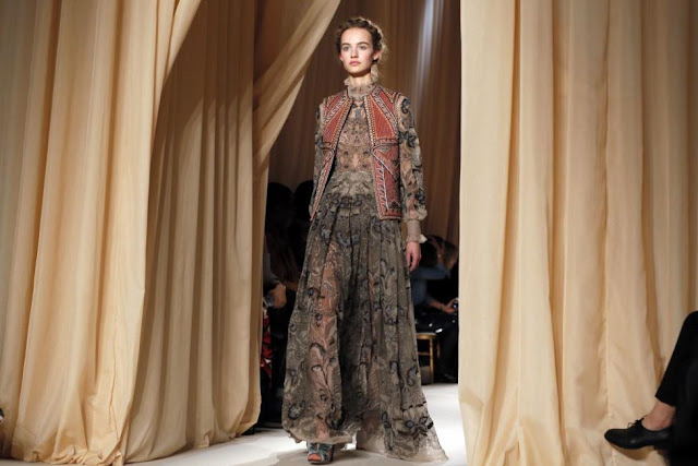 2015 Haute Couture Spring/Summer Fashion Show in Pictures
