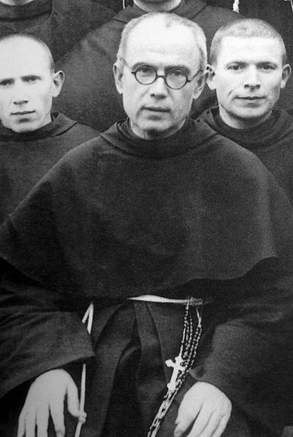 Saint Maximilian Kolbe, 14 August 1941 worldwartwo.filminspector.com