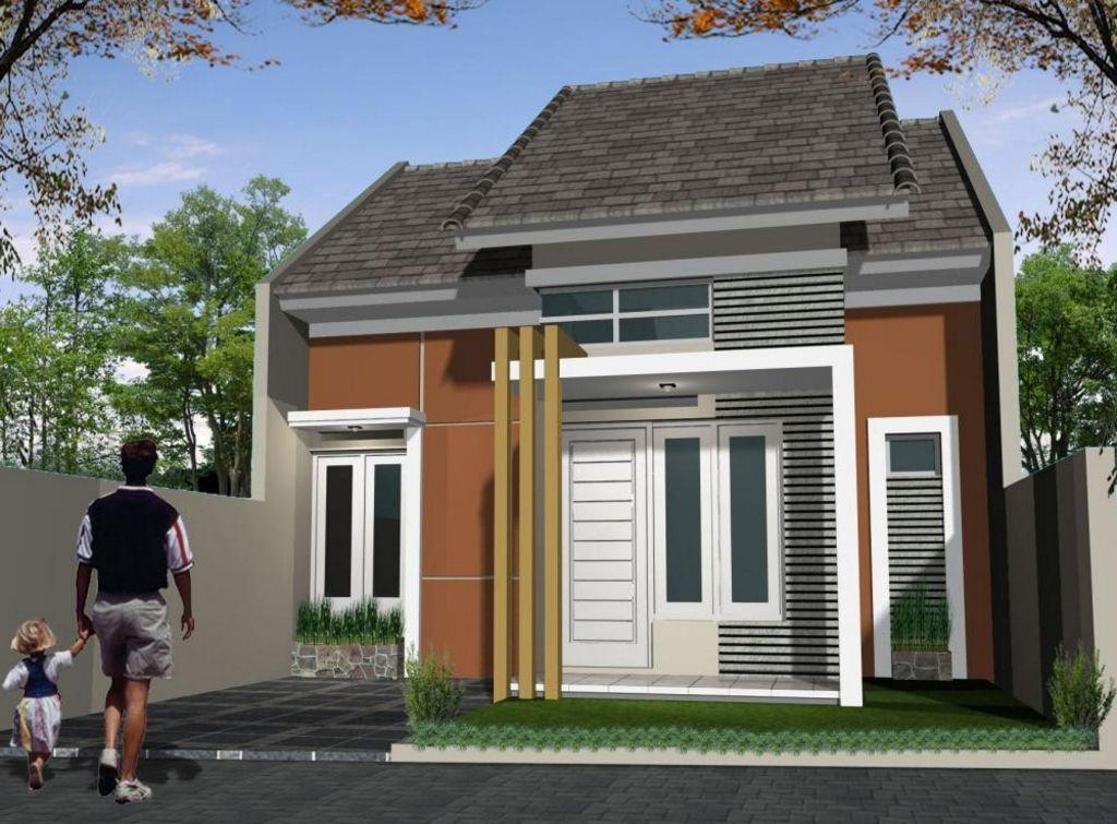 model rumah minimalis sederhana modern
