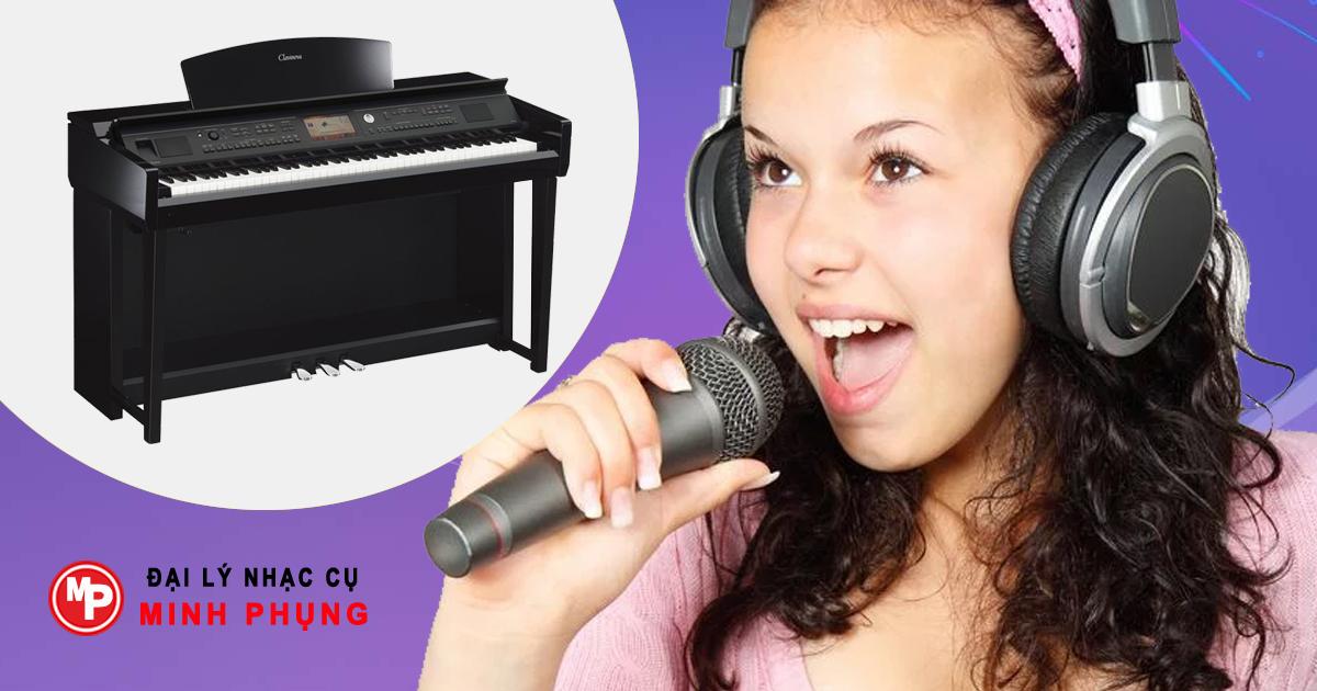 Nơi bán Đàn Piano Điện Yamaha Clavinova CVP-705 giá rẻ nhất