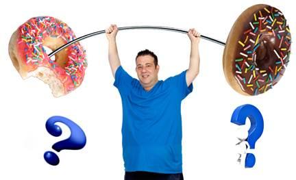 Las razones por las cuales hombres y mujeres no bajan de peso aun cuando hacen mucho ejercicio