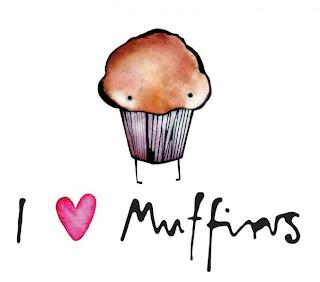 Výsledek obrázku pro i love muffins