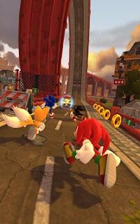 Sonic Forces Speed Battle APK MOD Terbaru