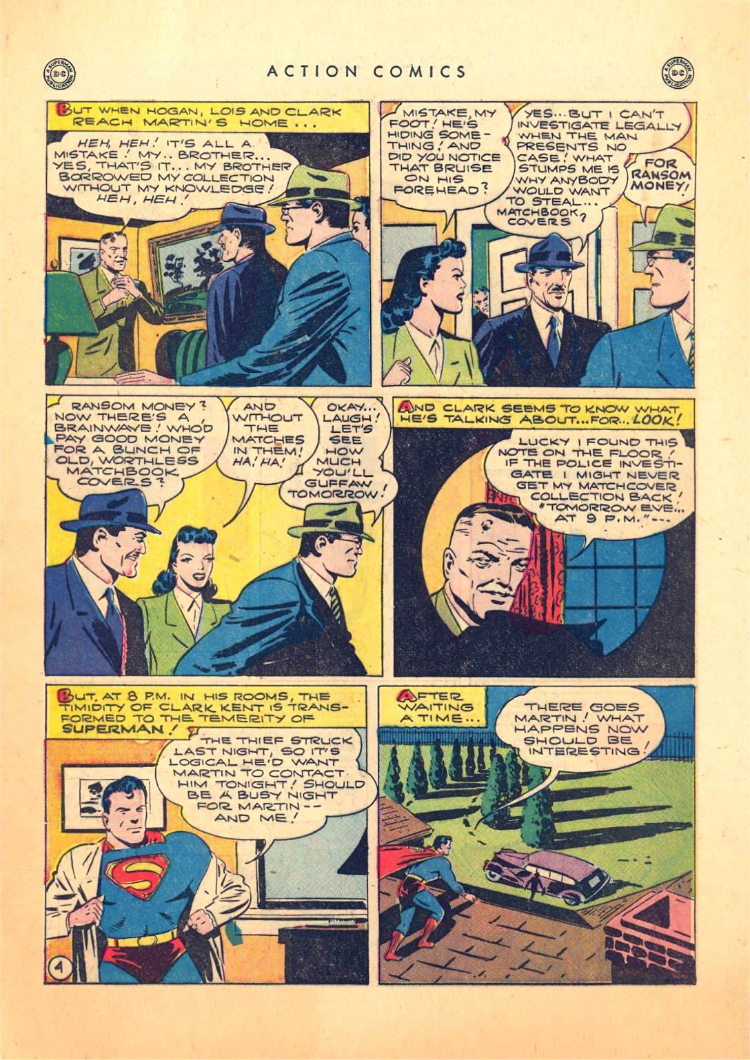 Action Comics (1938) 73 Page 4