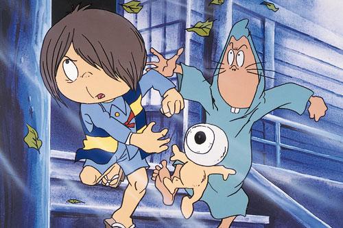 Kumpulan Foto GeGeGe no Kitarō, Fakta GeGeGe no Kitarō dan Video GeGeGe no Kitarō