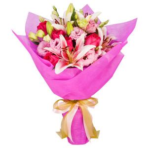 Prestisa Florist Pesan Karangan Bunga Valentine Jual Karangan