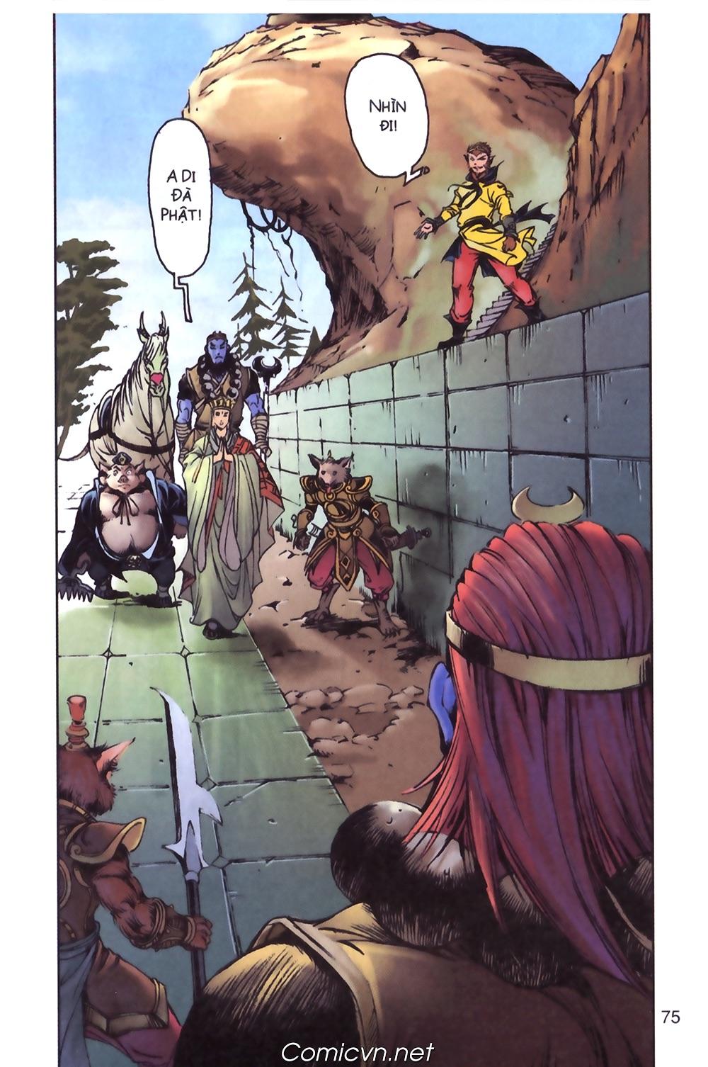 Tây Du Ký màu - Chapter 102 - Pic 44
