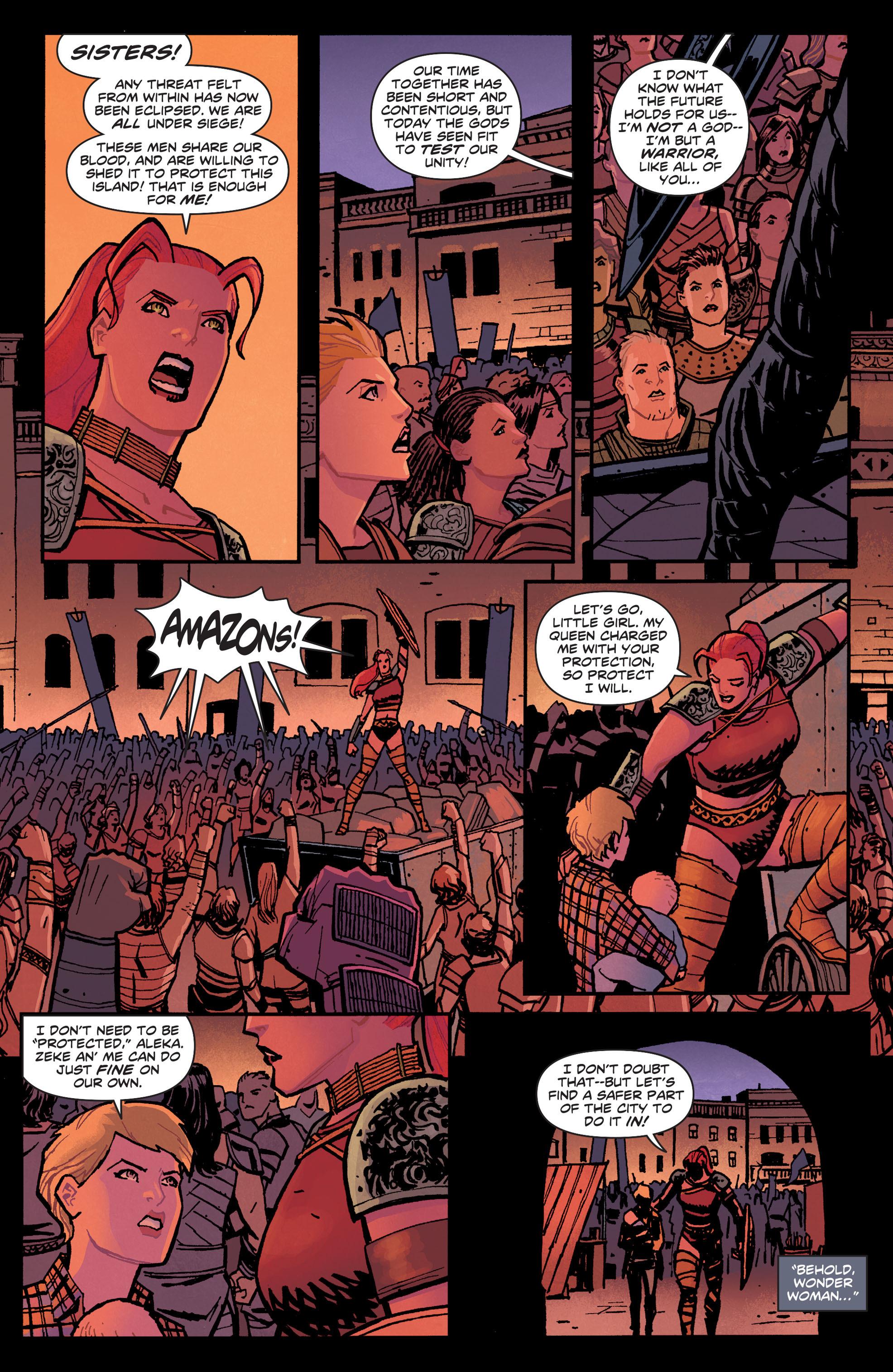 Read online Wonder Woman (2011) comic -  Issue #33 - 9