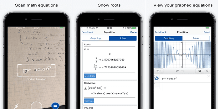 MathPix App Can Solve Your Handwritten Equations On iOS
