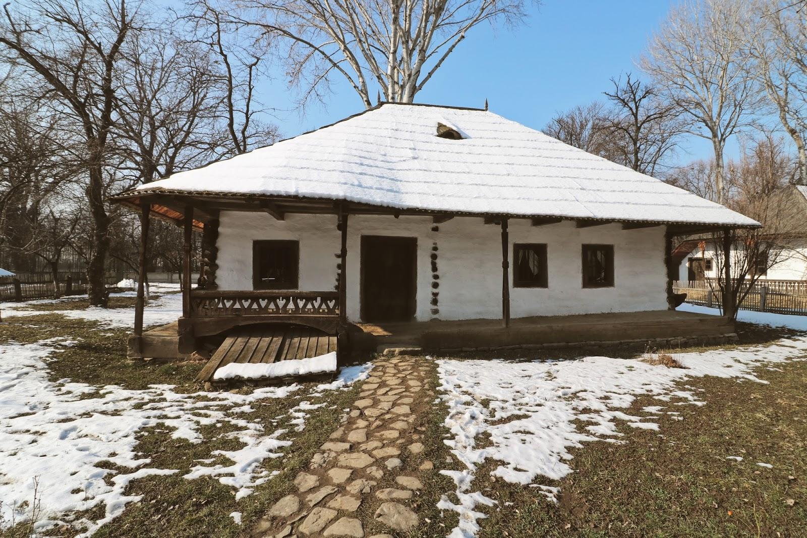 muzeum wsi bukareszt