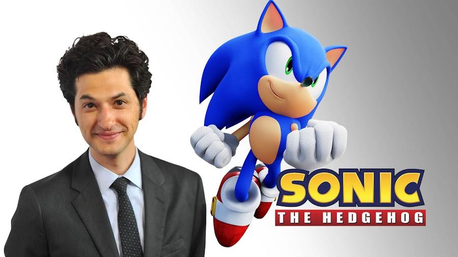 ben schwartz sonic the hedgehog film