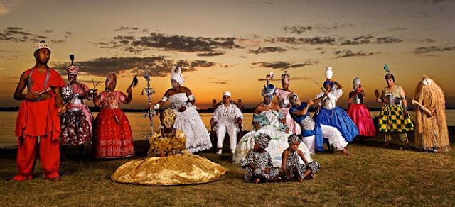 Batuque do Rio Grande Sul Reflexões Religião Afro Textos Textos e Mensagens em Geral  - Batuque, se dança!  Reza, se canta!