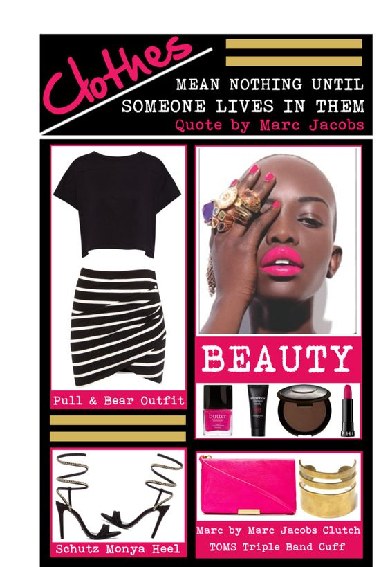 Clothes Mean Nothing Until Someone Lives In Them www.toyastales.blogspot.com #ToyaTales